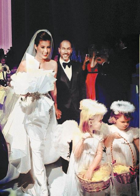 мельникова дарья свадьба фото